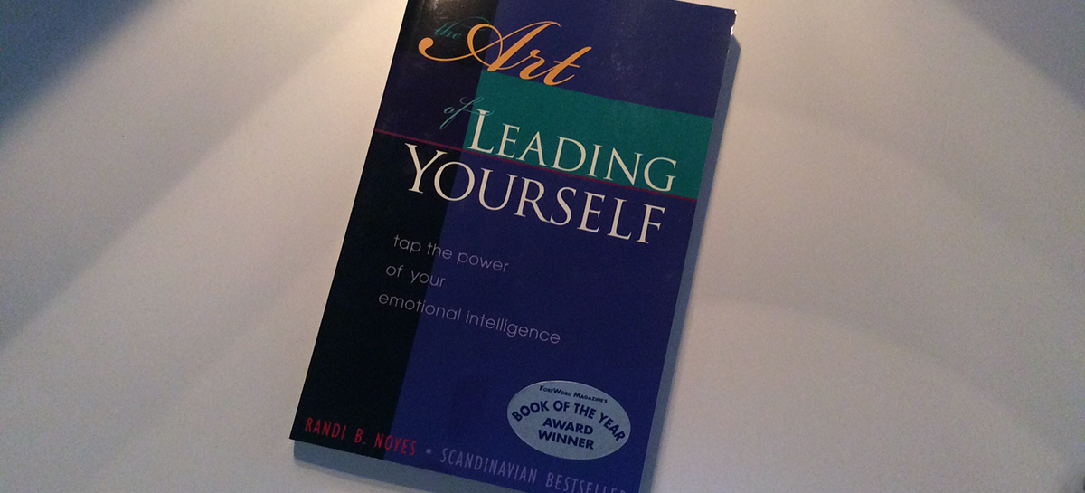 Permalink to: The Art of Leading Yourself